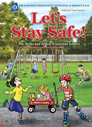Let's Stay Safe – Soft Cover